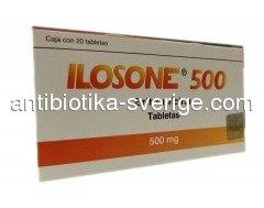 Köp Ilosone Receptfritt