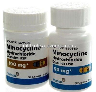 Köp Minomycin Receptfritt