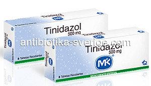 Köp Tinidazole Receptfritt