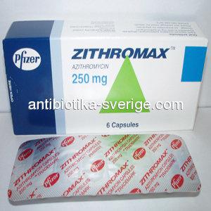 Köp Zithromax Receptfritt